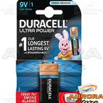 3 Blister - DURACELL 9v TRANSISTOR ULTRA POWER