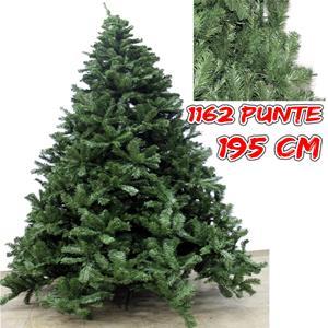 Alberi Di Natale Prezzi.Albero Di Natale Pino Verde Paris 195 Cm
