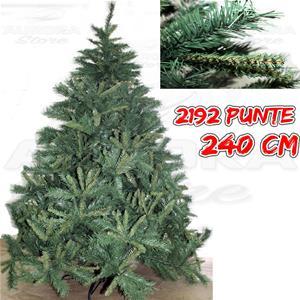 Albero Di Natale 240 Cm.Albero Di Natale Pino Verde Himalaya 240 Cm Natale Himalaya240