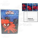 10 Quaderni Spiderman - Rigatura B
