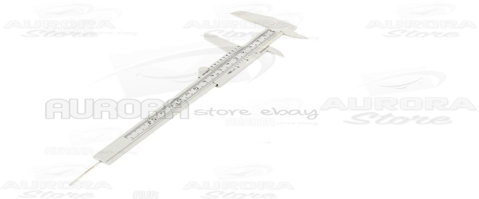 KS Tools 300.0626 Calibro a Tracciare con Rotella 200 mm